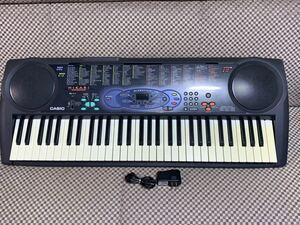 CASIO 電子ピアノ 光ナビゲーション LK-35