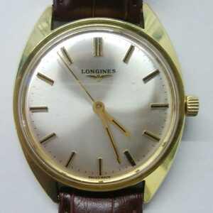 ロンジン 手巻き メンズ腕時計 LONGINES