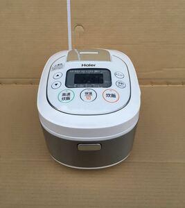 ハイアール 5.5合炊きマイコンジャー炊飯器 JJ-M55B