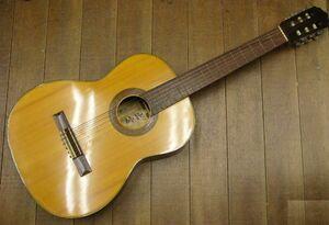 出雲 第70号 謹製 アコースティックギター クラシックギター 現状品