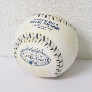 【MLB/未使用品】メジャーリーグ公式球(2008 ALL-STAR GAME)【Rawlings/ローリングス】