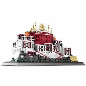 LEGO互換 ポタラ宮 ②