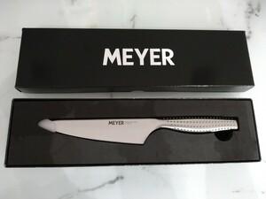 マイヤーステンレス包丁 「ペティナイフ」 国内正規品 KT-OK シルバーグレー