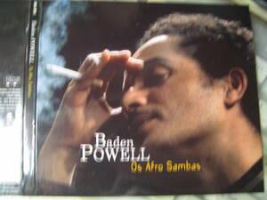 デジパック紙ジャケ 無傷CD バーデン・パウエル / Os Afro Sambas アフロ・サンバ /xl
