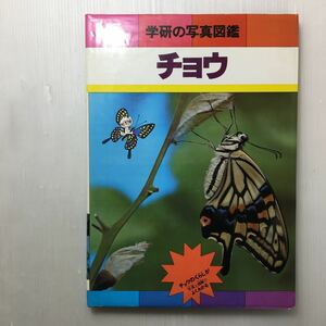 zaa-m1b♪学研の写真図鑑〈〔7〕〉チョウ (1978年) -学習研究社 古書, 1978/4/1