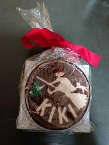 三鷹の森ジブリ美術館 魔女の宅急便 マダムのケーキ ミニタオル