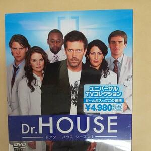 Dr.Houseドクターハウスシーズン1