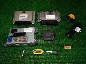 K22-190 B H25 ABARTH abarth 312142 595 competizione engine control unit ECUki race key key cylinder