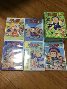 DVD ハットリくん 忍者ハットリくん DVD-BOX 上巻〈9枚組〉
