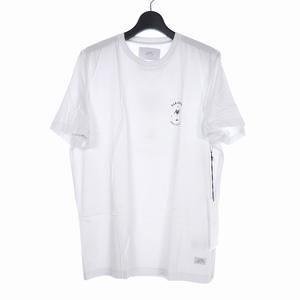未使用品 スタンプド STAMPD 19SS North County Tee クルーネック プリント Tシャツ 半袖 S ホワイト 白 SLA-M1913TE