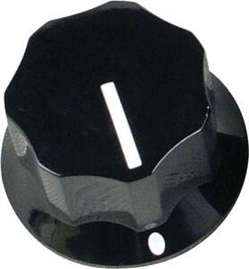 ノブ Knob - Dunlop, MXR Knob for pedals, skirted [送料170円から 同梱可]