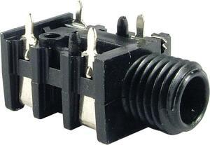 ジャック 1/4 Jack - Fender, Mono, for Amps 1999 to present [送料170円から 同梱可]