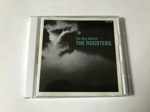 THE ROOSTERS / The Very Best Collection ルースターズ / ベリー・ベスト・コレクション 大江慎也