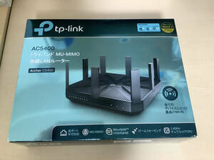 TP-Link WiFi 無線LAN ルーター AC5400