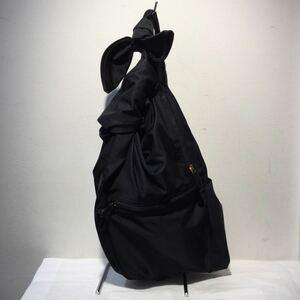 Simone Rocha ロシャ ラップバッグ ボディバッグ ブラック 498830