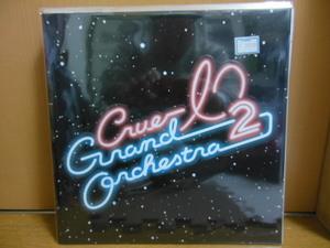 CRUEL GRAND ORCHESTRA 2 LP FAMILY FEAT ELLIE 畠山美由紀