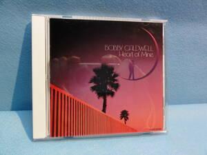 CD-117 ボビー・コールドウェル 「ハート・オブ・マイン」 ケース新品 中古品