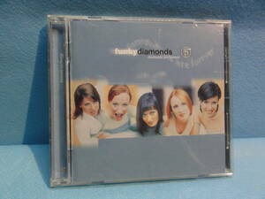 CD-120 funky diamonds「diamonds are forever」 ケース新品 中古品