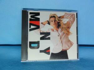 CD-150 マンディ 「ポジティヴリアクション」 中古品 ケース新品