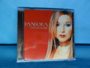 CD-151 PANDORA 「A LITTLE CLOSER」 中古品  ケース新品