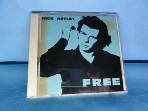 CD-160 リック・アストリー 「フリー」 中古品