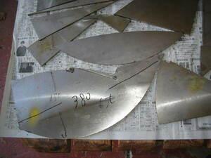 SUS 304 厚さ6mm 13kg 端材 DIY アートにいかがですか