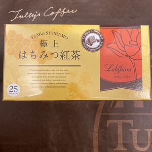 複数あり ラクシュミー 極上はちみつ紅茶 2g × 25パック (1箱) 新品