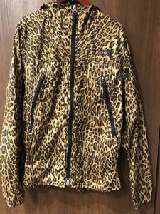 THE NORTH FACE PURPLE LABEL◆LEOPARD WIND PARKA/ウィンドパーカー/M/レオパード/ヒョウ柄/ 送料無料/匿名配送/希少/レア