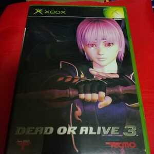 xboxソフト デッド オア アライブ 3