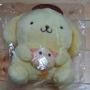 нераспечатанный ограниченный товар Pom Pom Purin мягкая игрушка . главный . год корова год Sanrio