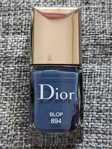 Dior VERNIS #894 BLOP ディオール ヴェルニ ブロップ 894 限定色 正規輸入品 新品未使用