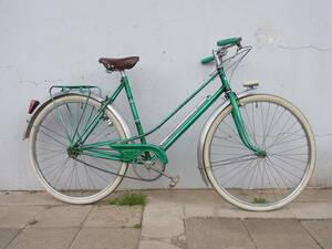 Made in France フランス製 ビンテージ Vintage 70s Mixte ミキスト CYCLES F. Souvet Jos Soubitez Lyotard Dea Sedis 650b 整備済み