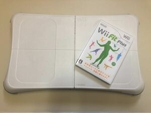 【Wii】Wii Fit ウィーフィット バランスボード