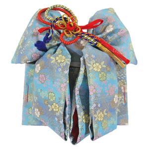 [京の舞姿]七五三7歳結び帯(作り帯)大寸oge02
