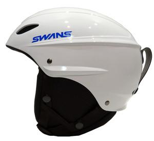 Бесплатная доставка!  Новый товар  * SWANS/ Лебеди / Снег  шлем /H-45R/WHT/S