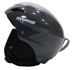 катастрофа  ч  ...!!  Бесплатная доставка!  Новый товар  * SWANS/ Лебеди / Снег  шлем /H-45R/GMT/M