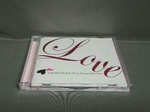 宝塚歌劇団 CD LOVE TAKARAZUKA Duet Song Selection
