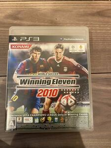 PS3ソフト ソフト ウイニングイレブン2010 Winning Eleven