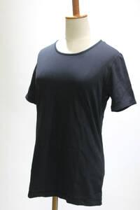 送料無料!新品 /サイズ選択 女性用半袖シャツ2枚セット/寒い時発熱!OKA84800/009 BLK
