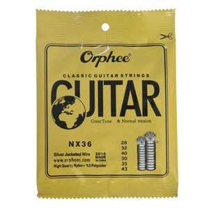 Orphee クラッシックギター弦ノーマルテンション 28-43 1セット
