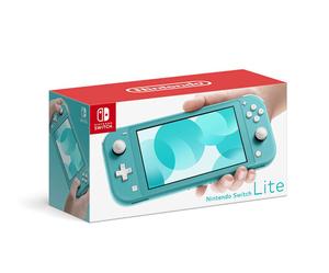任天堂 Nintendo Switch Lite(ニンテンドースイッチ ライト) HDH-S-BAZAA ターコイズ