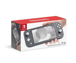 任天堂 Nintendo Switch Lite(ニンテンドースイッチ ライト) HDH-S-GAZAA グレー