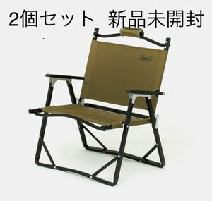 URBAN RESEARCH 【URBS限定】COLEMAN 別注コンパクトフォールディングチェア 2個セット