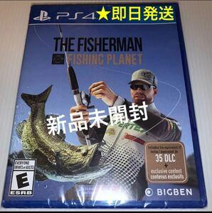 The Fisherman Fishing Planet ★新品未開封★北米版