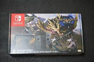新品 ニンテンドースイッチ/Nintendo Switch モンスターハンターライズ スペシャルエディション
