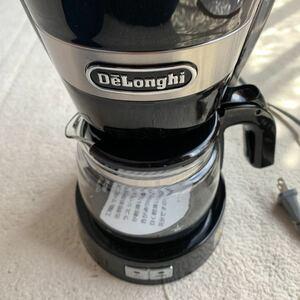 DeLonghi デロンギ新品ドリップコーヒーメーカー