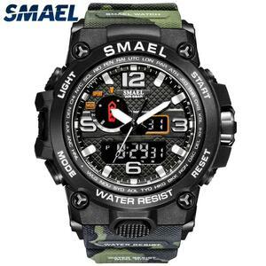 ■★メンズ腕時計 スポーツウォッチ 迷彩 デジタル腕時計 201