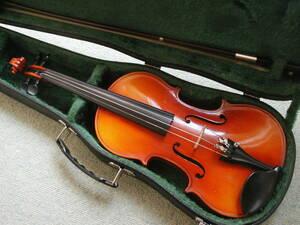 ♪鈴木バイオリン SUZUKI VIOLIN No.280 1/2 Anno1985 お子様用♪