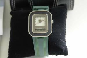 【CROSS】クロノグラフ腕時計WUV05 動作不良品(6)