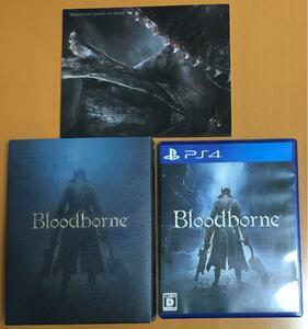 初回限定特典付き送料無料 PS4 ブラッドボーン Bloodborne BLOOD BORNE Playstation4 プレステ4 即決 動作確認済 匿名配送